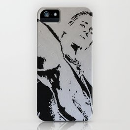 Jim Carrey iPhone Case