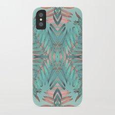 JUNGLE VIBES Slim Case iPhone X