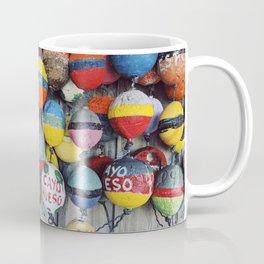 Key West Seaside Colours Coffee Mug