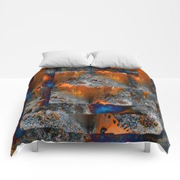 age & decay Comforters