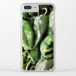 Tierra Caliente Clear iPhone Case