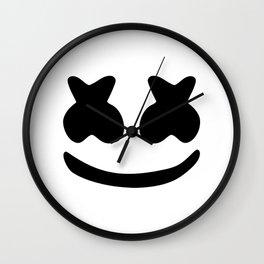 marshmello logo Wall Clock