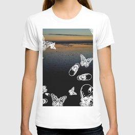 Beach noir T-shirt