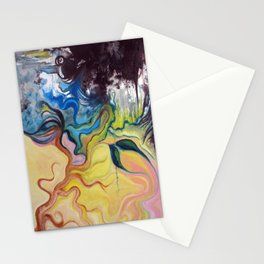 lazy susan Stationery Cards