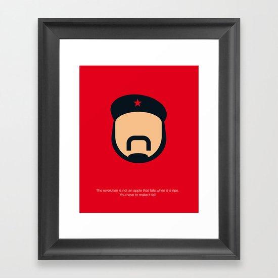 FC - Che Framed Art Print