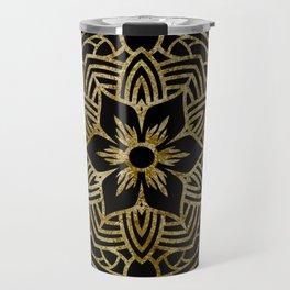 Dazzling mandala Travel Mug