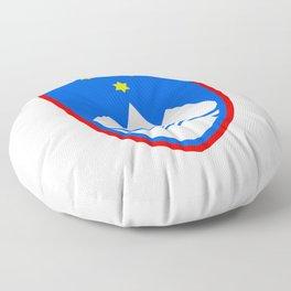 Slovenia Coat of arms Floor Pillow