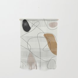 Thin Flow II Wall Hanging