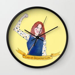 Unbreakable Kimmy Schmidt Wall Clock