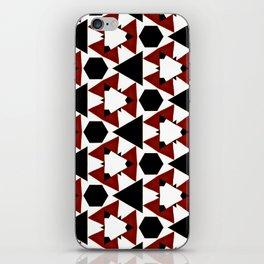 Van Steensel Pattern iPhone Skin