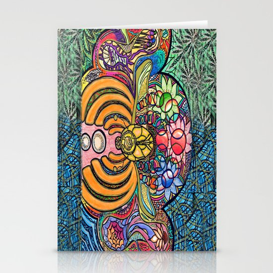 Colorstorm Stationery Cards