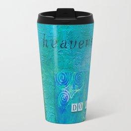 Knockin on Heavens Door Travel Mug