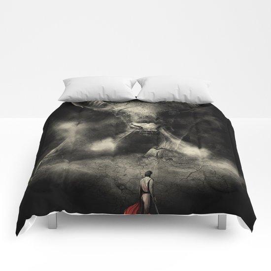 Matador's Match Comforters
