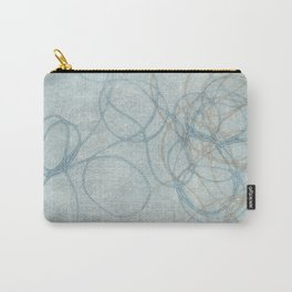 Blue Nest 2 Carry-All Pouch