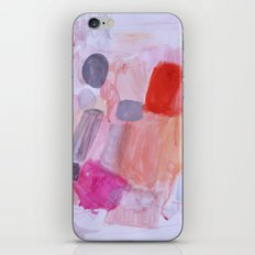 Whisper Pink iPhone & iPod Skin