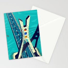 Lekki Ikoyi - Portrait Stationery Cards