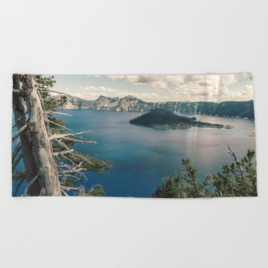 Oregon Dreams Beach Towel