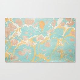 Marble 10 Canvas Print