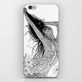 mystic transcendence iPhone Skin