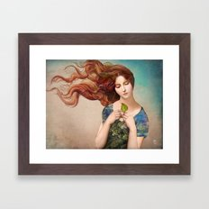 Your True Nature Framed Art Print