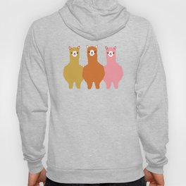The Alpacas III Hoody