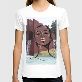 Pigtails in Mexico T-shirt