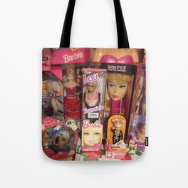 #BarbieLou with tomodachi  Tote Bag