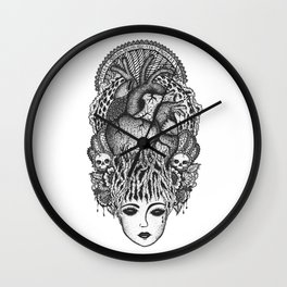 UNREQUITED Wall Clock