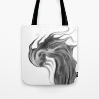 dragons Tote Bags featuring Dragons by DragonsTime