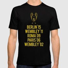 Barcelona Champions - Berlin 2015 T-shirt