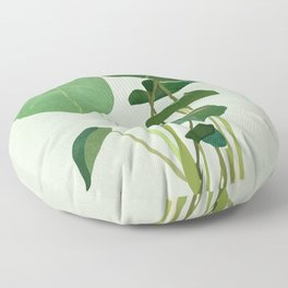 Plant 3 Floor Pillow