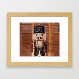 Nutcracker Photography Print Framed Art Print