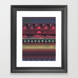 Autunno | Tribal Framed Art Print