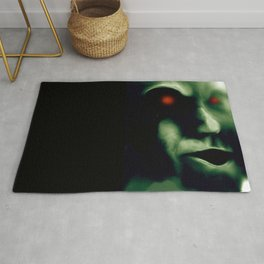 The Green Visitor Rug