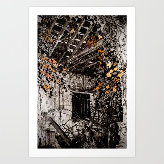 VACANT POSSESSION Art Print