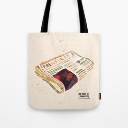 A painful Case - 100 Years of Dubliners Tote Bag