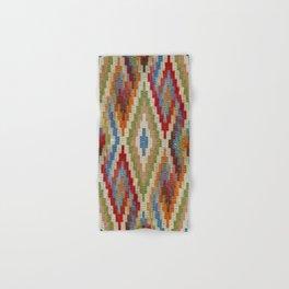 kilim rug pattern Hand & Bath Towel