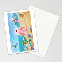 Ice Cream Elemental Stationery Cards
