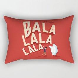 Big Hero 6 Fist Bump Rectangular Pillow