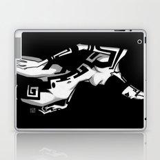 TATTOO GIRL TWO Laptop & iPad Skin