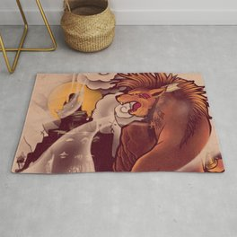 Valley of the Fallen Star Rug