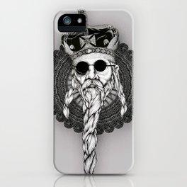 Lord King III iPhone Case