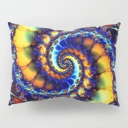 Secret Wormhole Pillow Sham