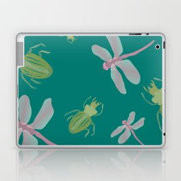 Dragonflies and Bugs Laptop & iPad Skin