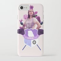 lydia martin iPhone & iPod Cases featuring lydia by Papa-Paparazzi