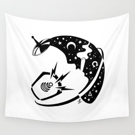 Starcaptain Sound Wall Tapestry