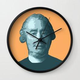 David Hume Wall Clock