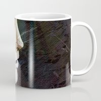 the lights Mugs featuring LIGHTS by SAMHAIN