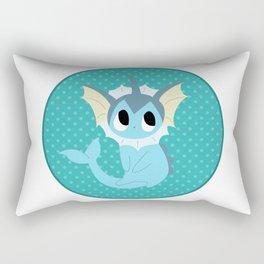 Vaporeon Rectangular Pillow