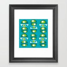 BRADY Framed Art Print